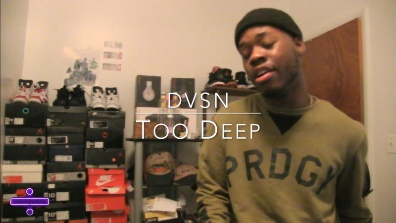 Dvsn - Too Deep (Cover)   rasheed