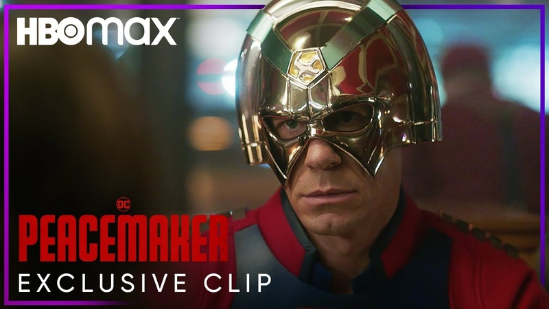 Peacemaker Exclusive Clip HBO Max