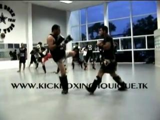 Promochoque mortal k-1 sin piedad iquique versus arica.