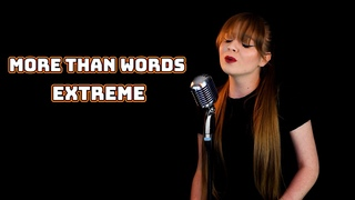 More Than Words (Extreme); By Andrei Cerbu & Daria Bahrin