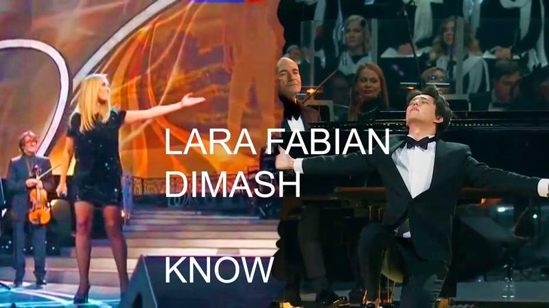 Dimash Kudaibergen Lara Fabian KNOW duet