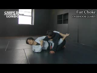 OVERHOOK GUARD - Part 1Setting Up From Closed Guard, Fist Choke, Straight ArmlockFrank Mir Lock