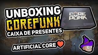 COREPUNK - Unboxing caixa de presentes