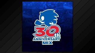 Sonic's 30th Anniversary Mix 🦔🎵
