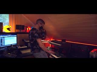 Tangerine Dream - Stealing the Silver Cross (Live Studio Cover)
