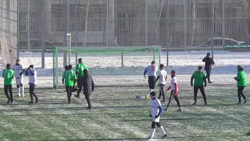 Голкипер ФК Торпедо тащит пенальти