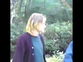 Hey Kurt, Say HI (Kurt Cobain 1991)