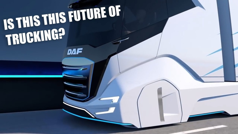 How will trucks change in the future Taking the lead to less CO2