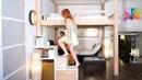 Najświetniejsze pomysły na oszczędność miejsca w Twoim domu