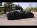 La Chevrolet Corvette C8 passe au moteur central arrière