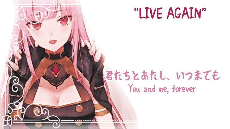 [Original Song] Live Again - Calliope Mori holoMyth hololiveEnglish