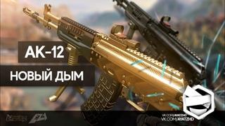 Ак-12 | Новый Дым | Фикс Подкатов | Warface