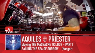 TVMaldita Presents: Aquiles Priester playing The Massacre Trilogy Part 1 - Sailing the Sea of Sorrow