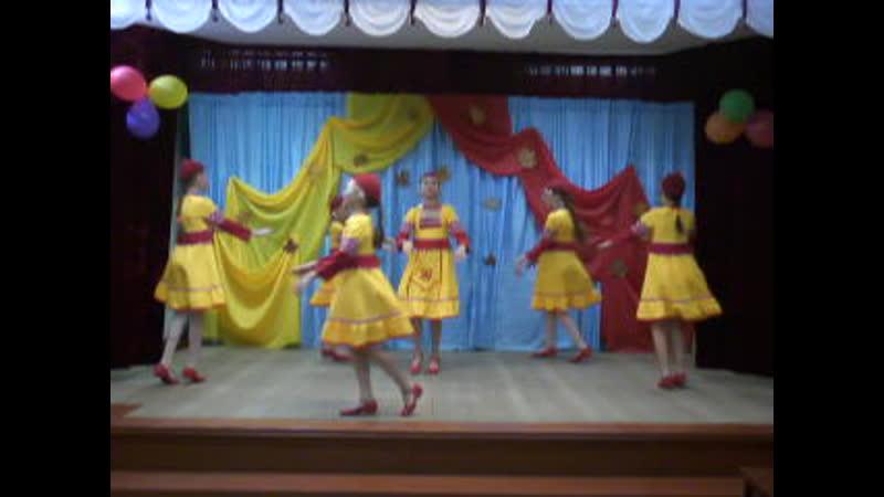 Танцевальный коллектив «Изюминка» - Чувашский танец «Ай, ташлар-и!» (Т. Леонтьева)