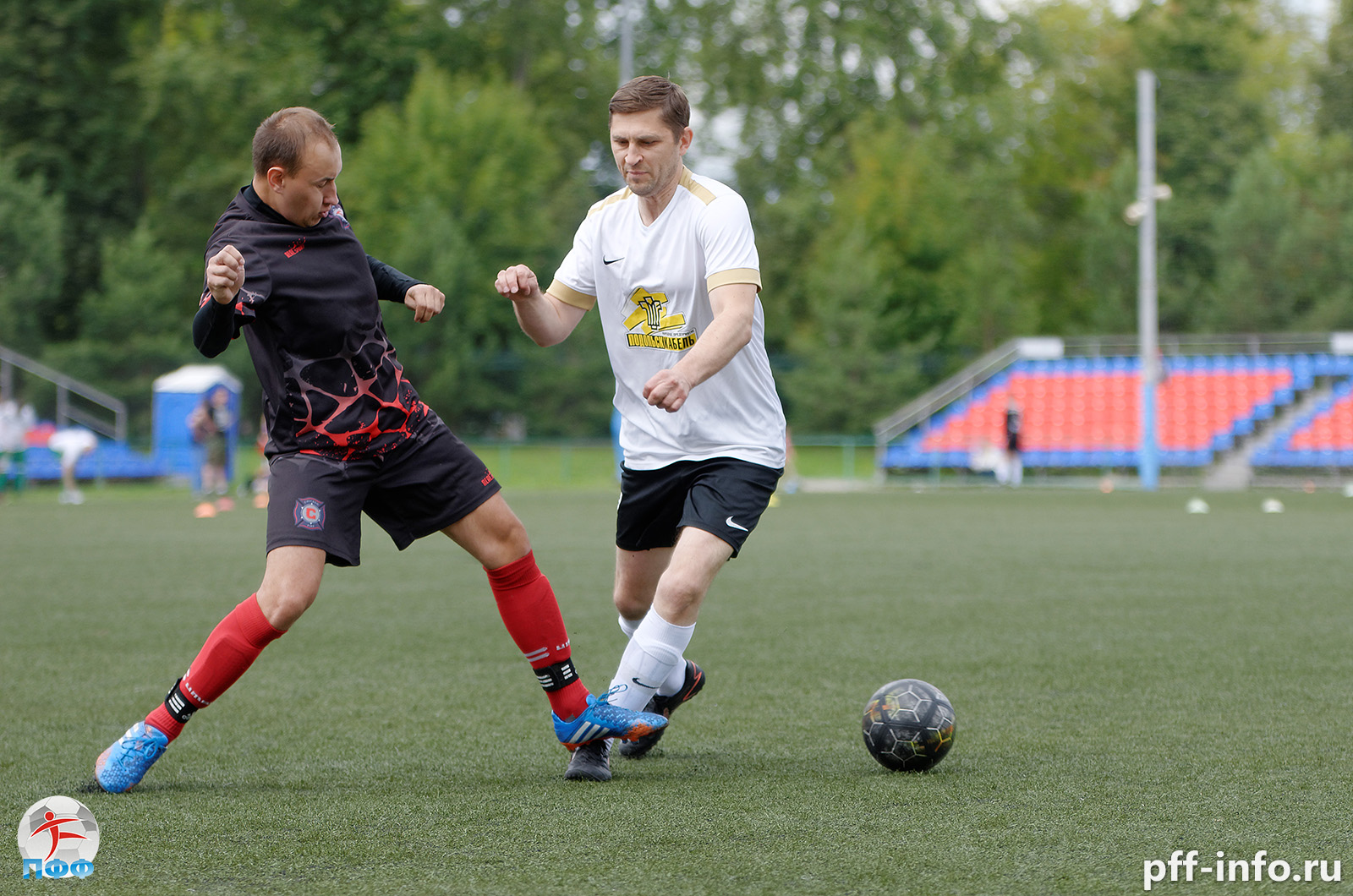 Премьер-лига ТДК. 15 тур. Матч тура