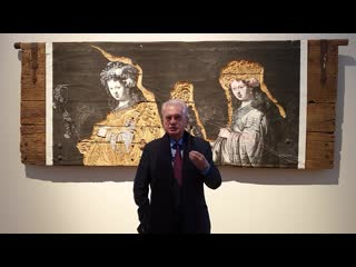 """Михаил Пиотровский о выставке """"Чжан Хуань. В пепле истории"""""""