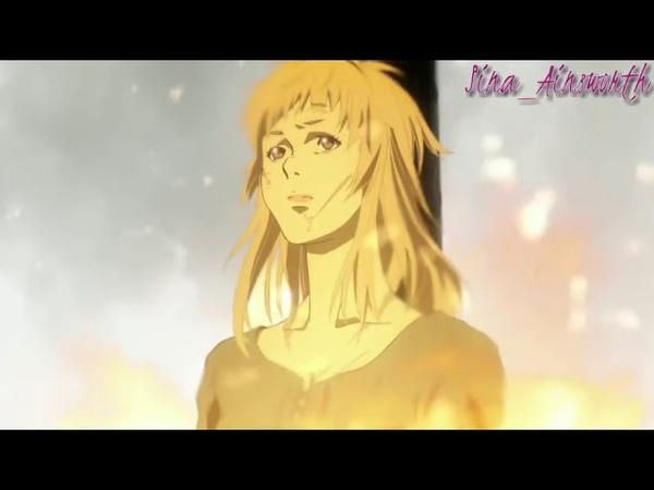 Ярость Бахамута Истоки Shingeki no Bahamut Genesis anime AMV аниме клип Жанна и Михаэль