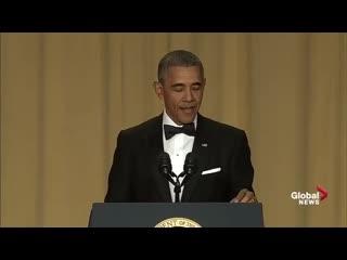 Obama out__ President Barack Obama's hilarious final White House correspondents' dinner speech (360p).mp4