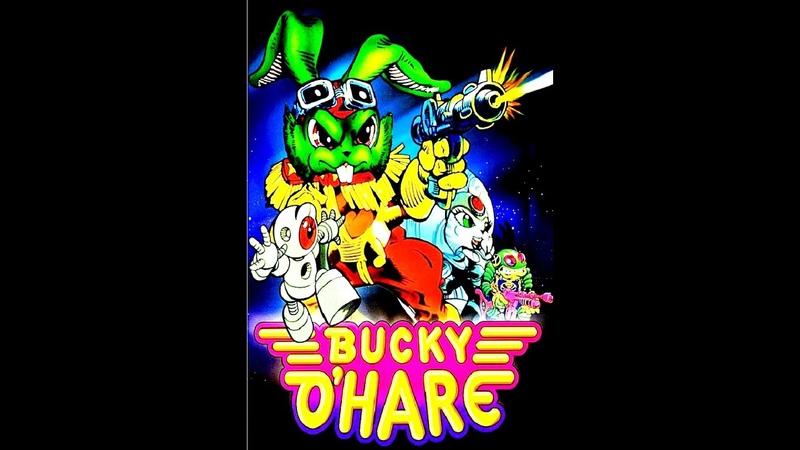 Bucky O'Hare Прохождение NES