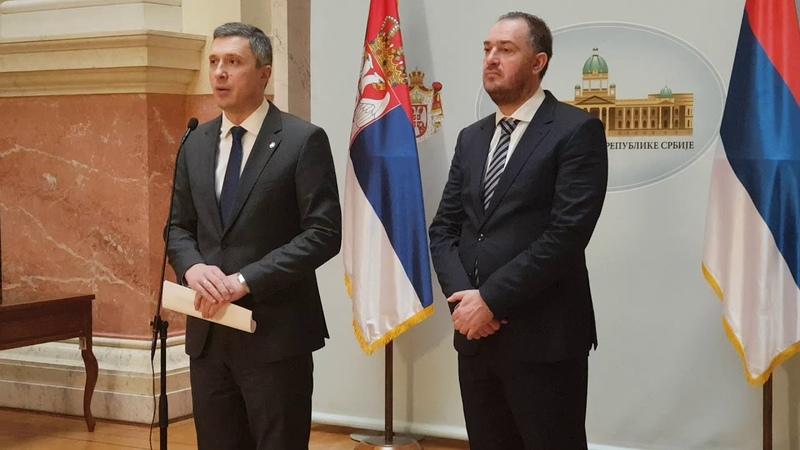 Skupština Boško bacio rukavice u lice Vučiću Dveri prave Srpski mini šengen