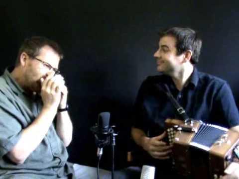 Button Box Harmonica: Tim Edey Brendan Power jam out on a couple of tunes.