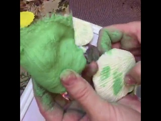 Барельеф. Обьемная живопись . Массы для лепки . Шпатлёвка. Лепим руками. Цветочная скульптура.