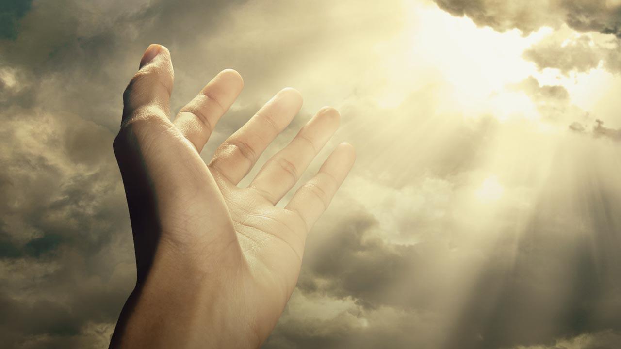 Смотреть фото руки бога