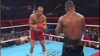 1987-03-07 James Smith - Mike Tyson