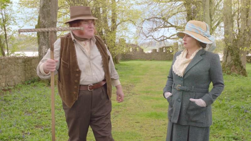 Замок Бландингс Blandings s01 e05 Лорд Эмсворт и его леди 2013