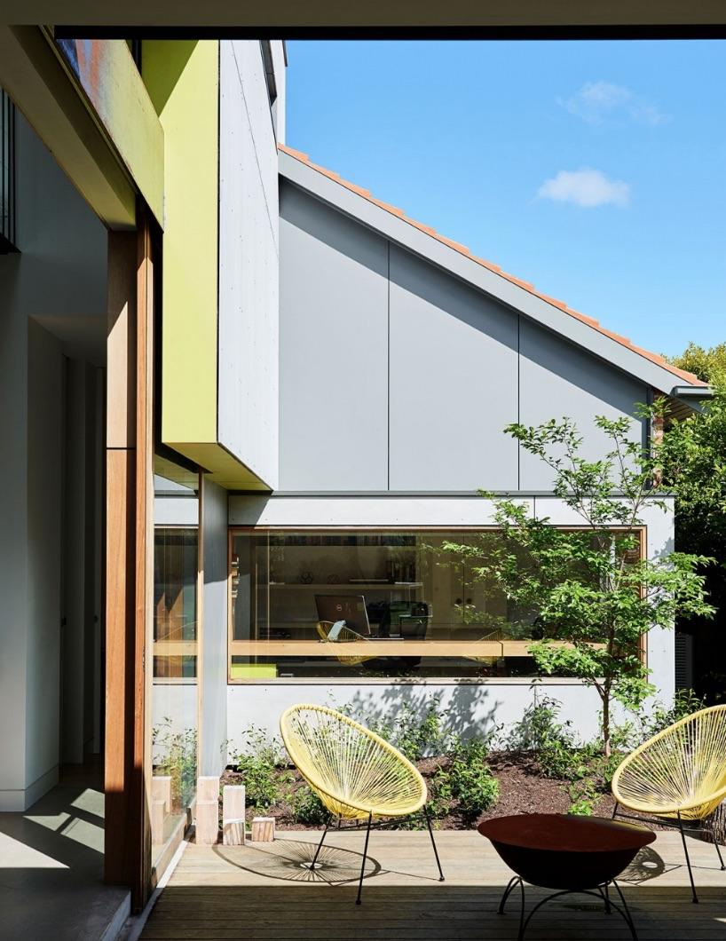 Семейный дом в Калифорнии по проекту Architects EAT.