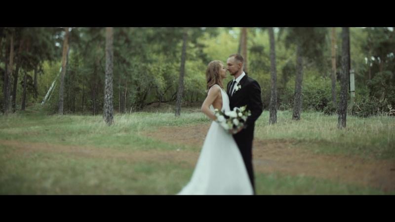 Wedding clip N S