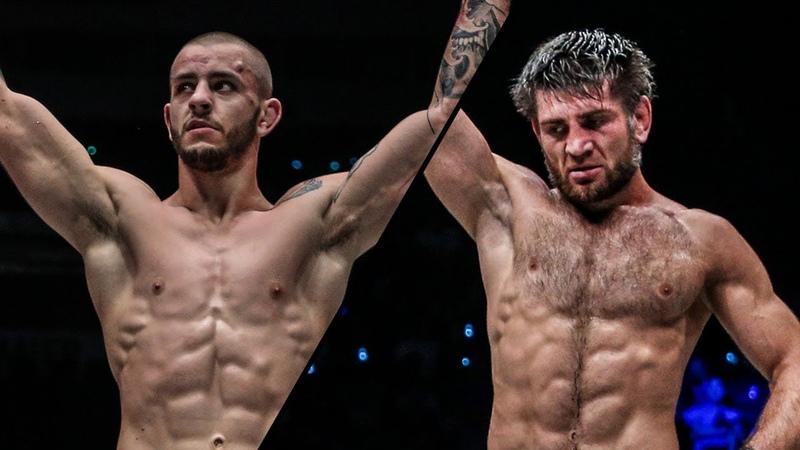 Iuri Lapicus vs. Marat Gafurov | Top Submissions | ONE Full Fights