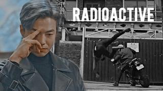 Kdrama Multimale || Badass Characters || Radioactive (YPIV)