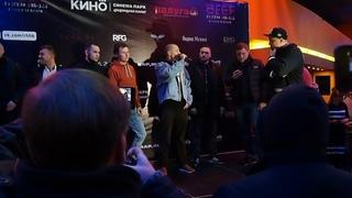 BEEF: Русский хип-хоп. Премьера в Петербурге