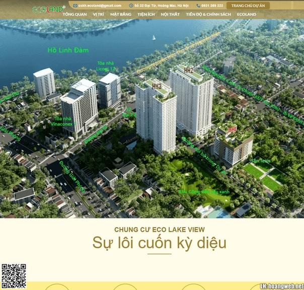 Web bất động sản thumbnail