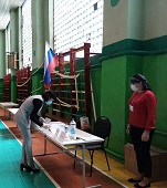 Первый опыт голосования (видео)