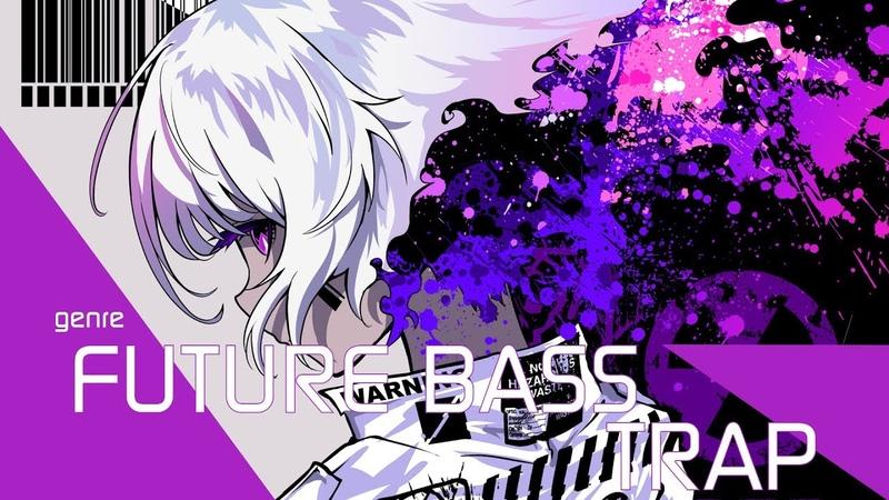 「Future Bass Trap」 ginkiha × Hommarju × t pazolite CROSSING DELTA
