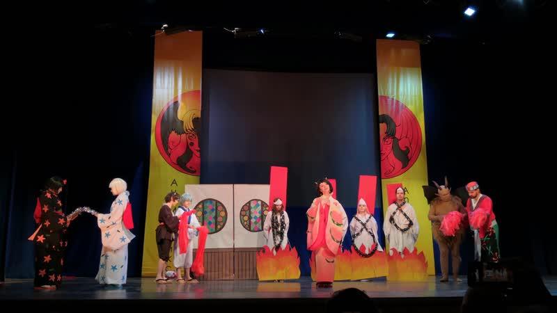 Hōzuki no Reitetsu Адский ад или экскурсия по японскому аду Yume no Yukido Ковров