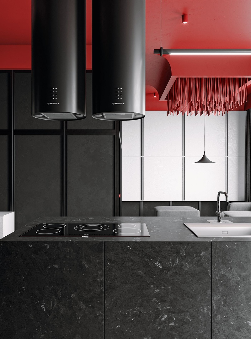 RED/S Apartment project by Alfgram Koie    01