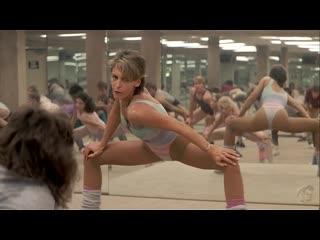 1985PERFECT  Movie Clip - Aerobics Scene ¦FULL HD¦ Jamie Lee Curtis