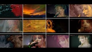 Mylene Farmer---Ainsi soit je... [Live à Bercy-1996]( Amateur remake)
