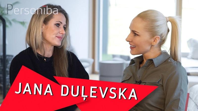 JANA DUĻEVSKA par plaisājošām sienām vienlīdzīgu samaksu un ģimenes modeli