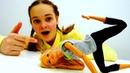 Видео для девочек - Барби и Кен соревнуются - Видео про кукол