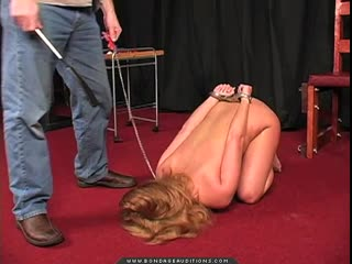 BondageAuditions - Samlynn Samantha Submits and Stretch and Whip