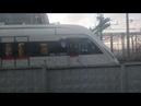 печально известный после поломки Бориспольский Аэроэкспресс новый дпкр3-001 депо узшк ст.Дарница