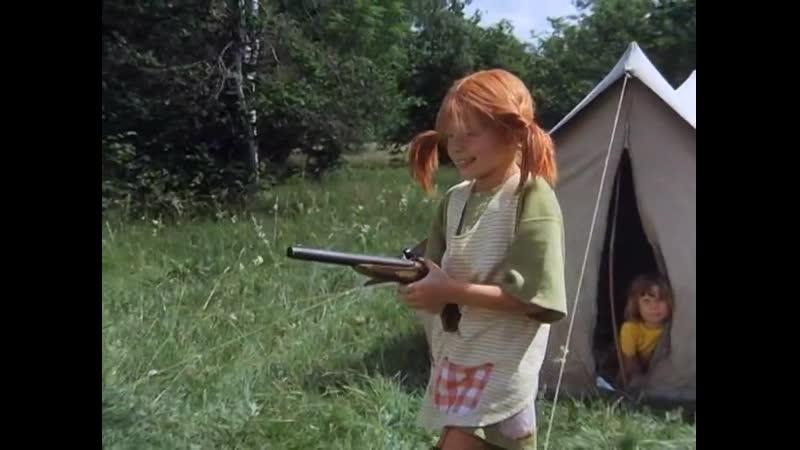 Пеппи Длинный чулок (1969) - 11 серия (Radio SaturnFM www.saturnfm.com)