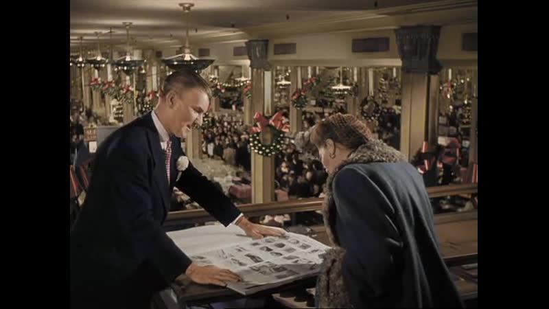 Чудо на 34 й улице 1947