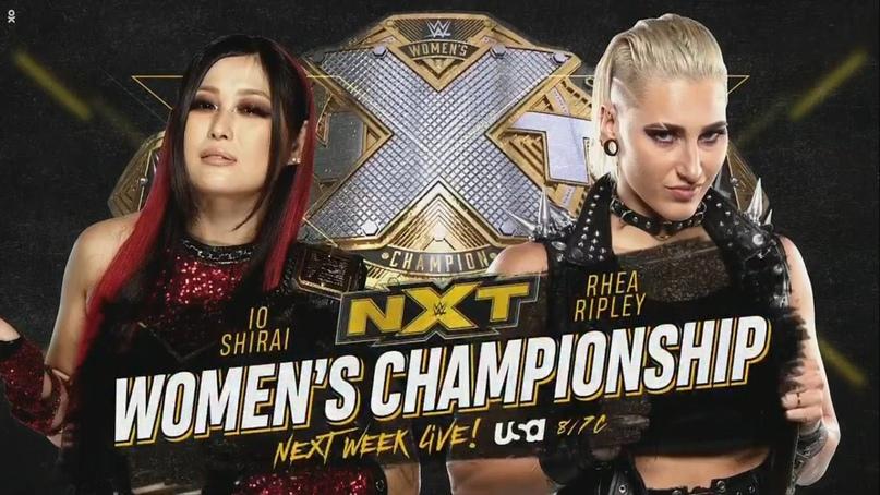 AEW Dynamite и NXT 11.11.20, изображение №21