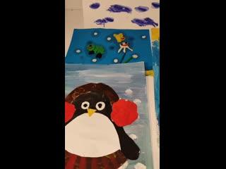 Тяжелова Анна 125 детский сад. Видео визитка