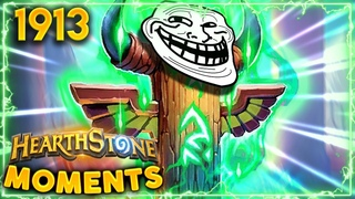 TROLL TOTEM Is Capable Of Anything! | Hearthstone Daily Moments